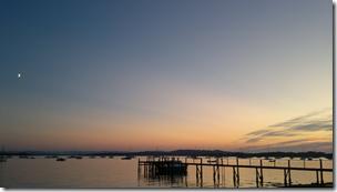 Hamworthy Sunset