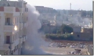 Syria - Homs Under Attack