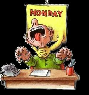 Monday Mayhem