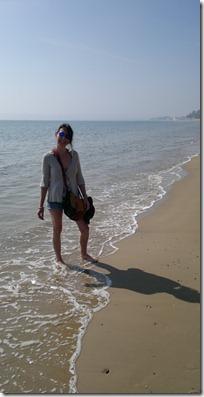 Bahamas? - No, Sunny Dorset