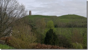 The Glastonbury Tor