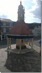 Newbury Clock House