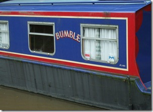 Narrowboat Bumble - A Goal For The Future