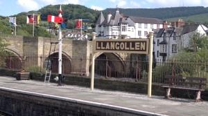 Llangollen Station