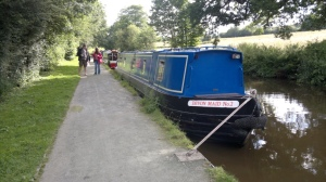 Moored Up For the Night