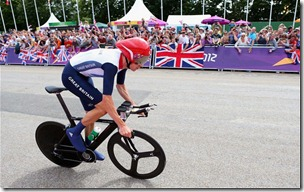 Wiggo - Olympic Gold