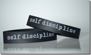 Maintaining Self Discipline