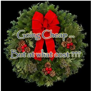 Stolen Wreaths