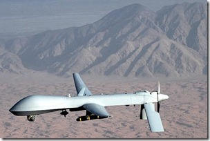 Another US Drone over Pakistan