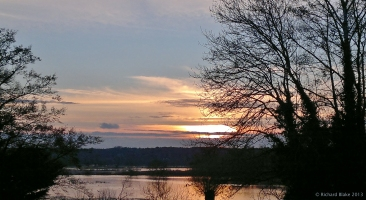 Ringwood Sunset - Click to see the full size image