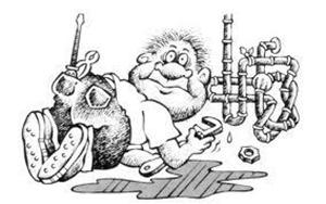 Cistern Overload