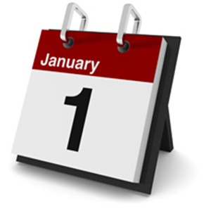 January First 2013