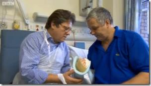 Mark Cahill - Hand Transplant
