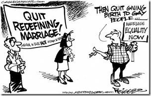 Gay Marriage, A Step Forward?