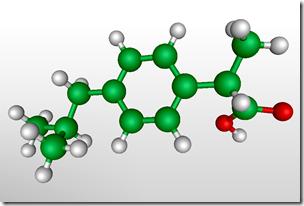 The Ibuprofen Molecule