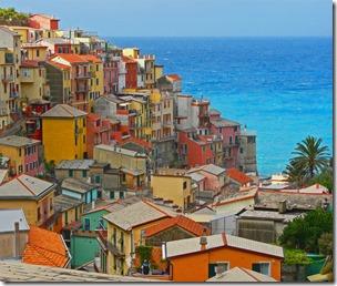 The Italian Coastline