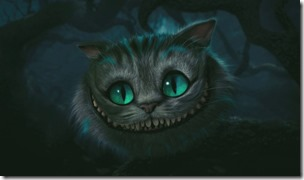 A Smile Like A Cheshire Cat