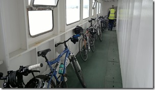 Aboard The Shell Bay To Sandbanks Ferry