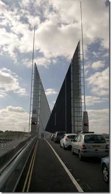 The Twin Sails Bridge - Poole