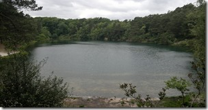 The Blue Pool, near Wareham in Dorset