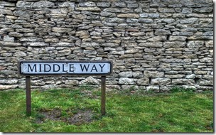 The Middle Way