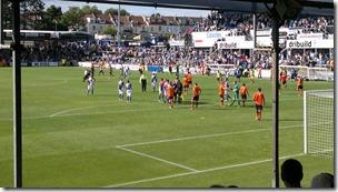 Bristol Rovers vs. Scunthorpe Utd