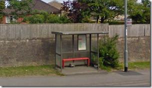 Shaftsbury Bus Stop