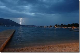 Thunder Over The Sea