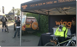 The Wiggle MTB Event