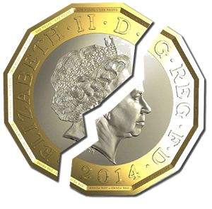 The Broken Pound