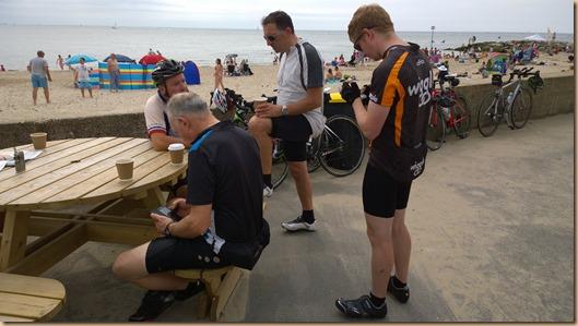 The Boys At Avon Beach