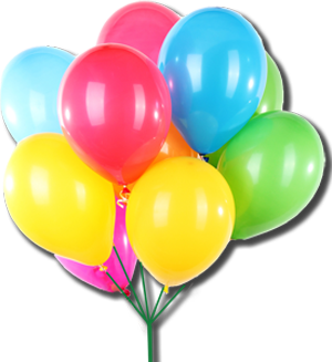 Balloons For Another Year