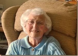 My Mom, 86 years old today !!!