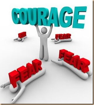 Use All Your Courage